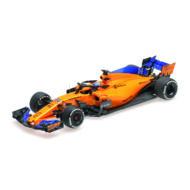 Fernando Alonso - Mclaren Renault MCL33 - 2018