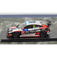 Honda Civic Type R TCR No.29 ALL-INKL.COM Münnich Motorsport Winner Race 1 WTCR 2019 Hungaroring - Néstor Girolami
