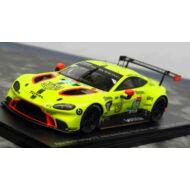 Aston Martin Vantage GTE No. 95 Aston Martin Racing Pole Position LMGTE Pro Class - 24H Le Mans 2019 - N. Thiim - M. Sørensen - D. Turner