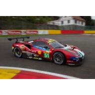 AF Corse - J. Calado - A. Pier Guidi - D. Serra_2019_AF Corse_Ferrari 488 GTE Evo