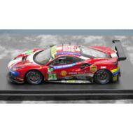 Ferrari 488 GTE EVO No.51 Winner LMGTE Pro class 24H Le Mans 2019 - AF Corse - J. Calado - A. Pier Guidi - D. Serra