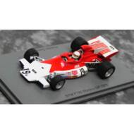 BRM P180 No.19 Monaco GP 1972 Howden Ganley