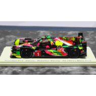 Rebellion R13 - Gibson No.1 Rebellion Racing 4th 24H Le Mans 2019 - N. Jani - A. Lotterer - B. Senna