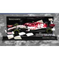 ALFA ROMEO RACING F1 C39 - KIMI RAIKKONEN - STYRIAN GP 2020