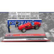 Ferrari 500 F2 G.P. Germania, Nurburgring 1953 Alberto Ascari #1 + 1 driver + 2 mechanincs and box wall