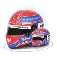 George Russell -Williams Mercedes 2021 - Scale 1:2