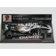 MERCEDES-AMG PETRONAS MOTORSPORT F1 W10 EQ POWER – LEWIS HAMILTON – WORLD CHAMPION USA GP 2019 L.E. 2019 pcs.