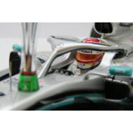 MERCEDES-AMG PETRONAS MOTORSPORT F1 TEAM NO.44 1000. GP CHINA WINNER 2019 MERCEDES-AMG F1 W10 EQ POWER+ LEWIS HAMILTON