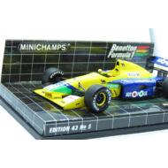 Michael Schumacher - Benetton Ford B191 - 1991