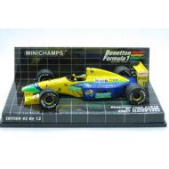Michael Schumacher - Benetton Ford B191B - 1992