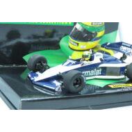 Ayrton Senna - Brabham BT52B - test - 1983