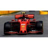 FERRARI SF90 Canada GP 2019 Leclerc