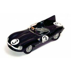 Flockhart / Bueb_1957_Ecurie Ecosse_Jaguar D-type
