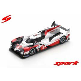 S. Buemi - B. Hartley - K. Nakajima_2020_TOYOTA GAZOO Racing_Toyota TS050