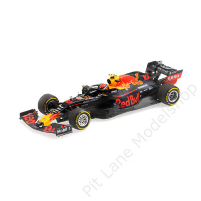 PIERRE GASLY_2019_RED BULL RACING_RB15