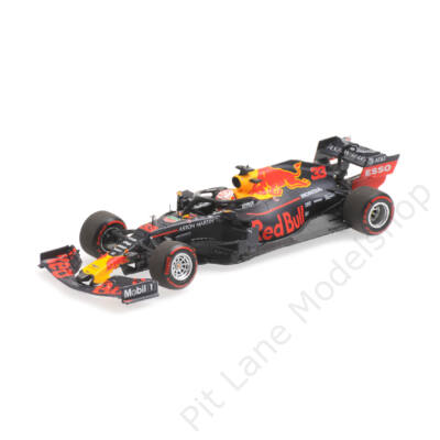MAX VERSTAPPEN_2019_RED BULL RACING_RB15