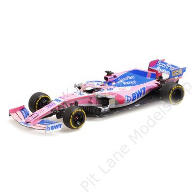 SERGIO PÉREZ_2019_RACING POINT_RP19