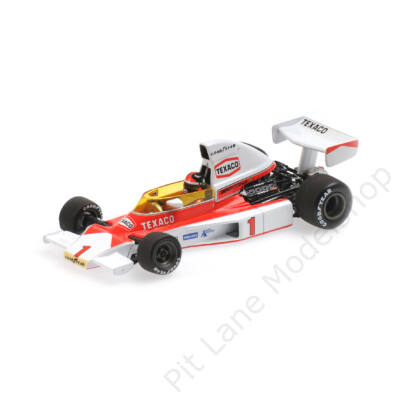 MCLAREN FORD M23 – EMERSON FITTIPALDI – 1975 – WITH ENGINE
