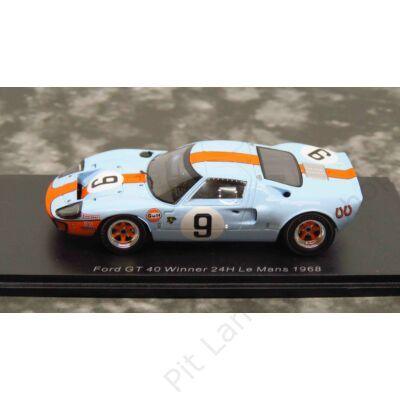 P. Rodríguez - L. Bianchi_1968_John Wyer Automotive Engineering_GT40
