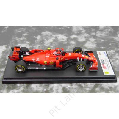 CHARLES LECLERC_2019_Ferrari_SF90
