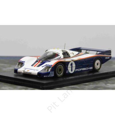 J. Ickx - D. Bell_1982_Rothmans Porsche System_956