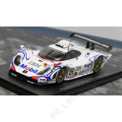 A. McNish - A. Aiello - S. Ortelli_1998_Porsche AG_911