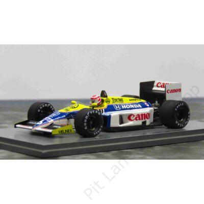 Nelson Piquet_1986_Williams_FW11