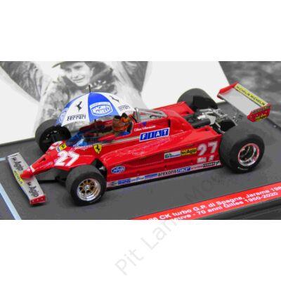 Gilles Villeneuve_1981_Ferrari_126CK