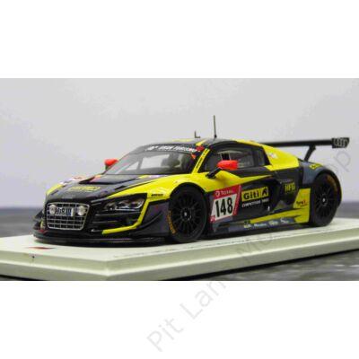B. Henzel - R. Frey - F. Schmickler - P. Lefterov_2019_Giti Tire Motorsport by RaceIng_Audi R8 LMS BE