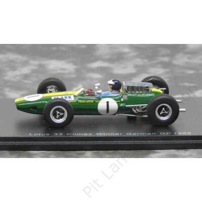 Jim Clark_1965_Lotus_33