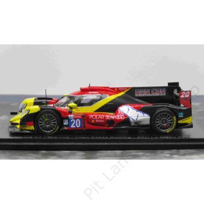 A. Fjordbach - D. Andersen - M. Beche_2019_High Class Racing_Oreca 07-Gibson