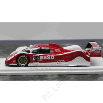 G. Lees - J. Lammers_1992_Toyota Team TOM'S_Toyota TS010