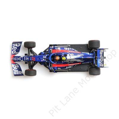 Alexander Albon_2019_Toro Rosso_STR14