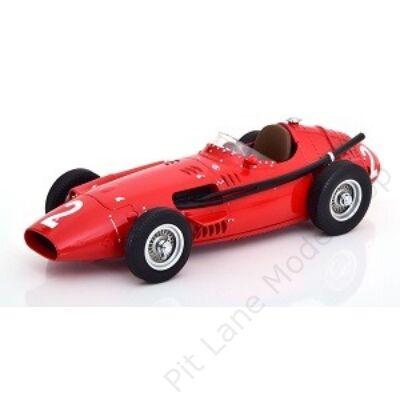 Juan Manuel Fangio_1957_Maserati_250F