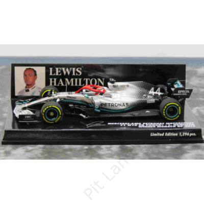 Lewis Hamilton_2019_Mercedes_W10