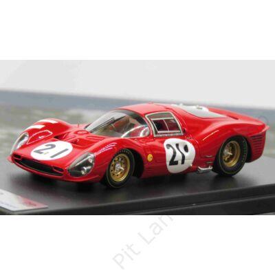 L. Baldini - J. Guichet_1966_Porsche_330 P3