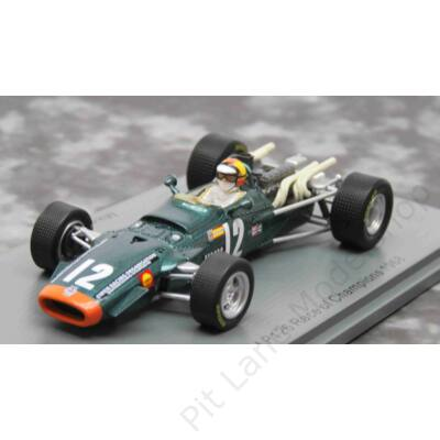Mike Spence_1968_BRM_P126