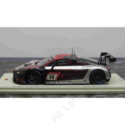 M. Winkelhock - C. Haase - M. Fässler - R. Rast_2019_Audi Sport Team Car Collection_R8 LMS