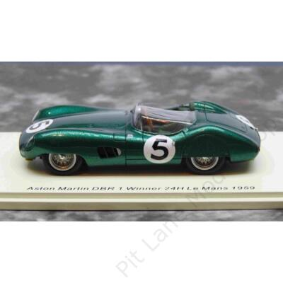 R. Salvadori - C. Shelby_1959_David Brown Racing Dept._Aston Martin DBR1/300