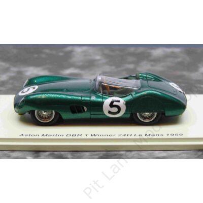 R. Salvadori - C. Shelby_1959_David Brown Racing Dept._Aston Martin DBR1/300