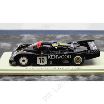 J.Gartner - S. Van Der Merwe - K. Takahashi_1986_Porsche Kremer Racing_962 C