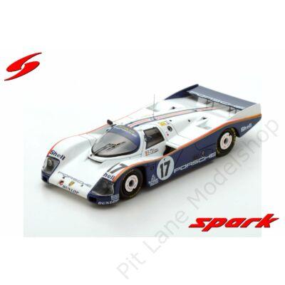 D. Bell - H-J. Stuck - A. Holbert_1997__Porsche 962C