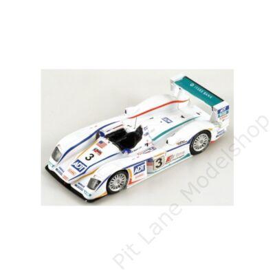 M. Werner - JJ Lehto - T. Kristensen_2005_ADTChampion Racing_Audi R8