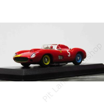 Collins / Gendebien_1957_Scuderia Ferrari_FERRARI 335 S