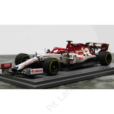 Robert Kubica_2020_Alfa Romeo_C39