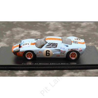 J. Ickx - J. Oliver_2020__Ford GT40Mk.I