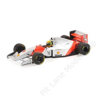 Ayrton Senna_1993_McLaren_MP4/8