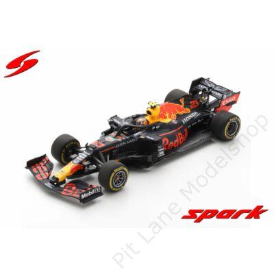 Alexander Albon_2020_Red Bull Racing_RB16