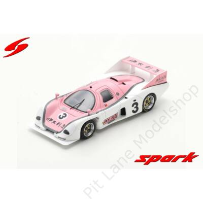 H. Pescarolo - T. Boutsen_1982_Italya Sport_Rondeau M382
