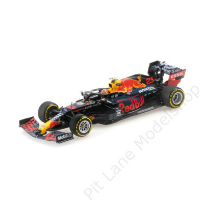 Alexander Albon_2020_Red Bull Racing_RB16